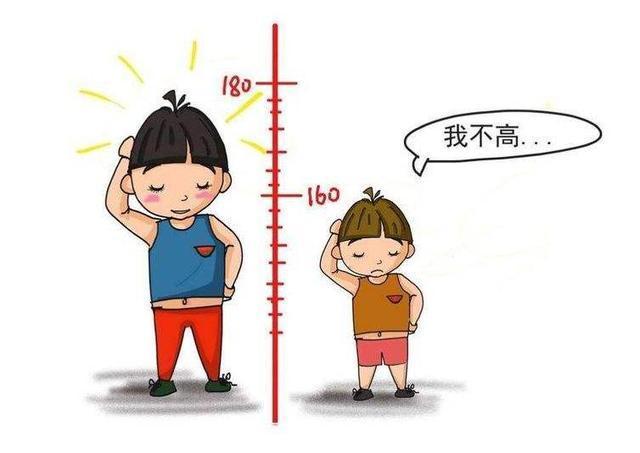 看看,你家孩子身高达标吗?